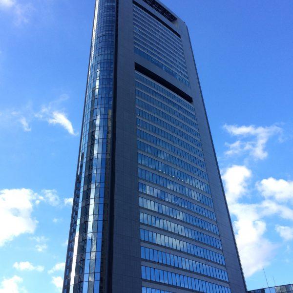 汐留メディアタワー2の写真