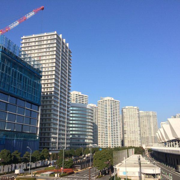 パシフィコ横浜とみなとみらいのタワーマンションの写真