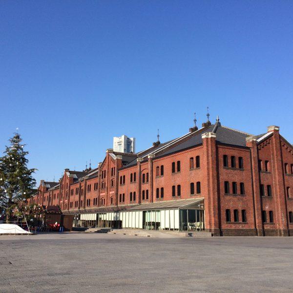 横浜赤レンガ倉庫2の写真