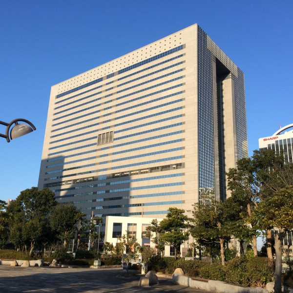 幕張新都心・海浜幕張の高層ビル街14の写真