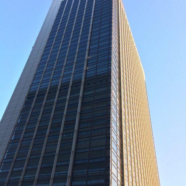 幕張新都心・海浜幕張の高層ビル街5の写真