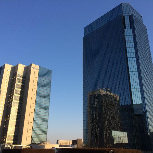 幕張新都心・海浜幕張の高層ビル街10の写真