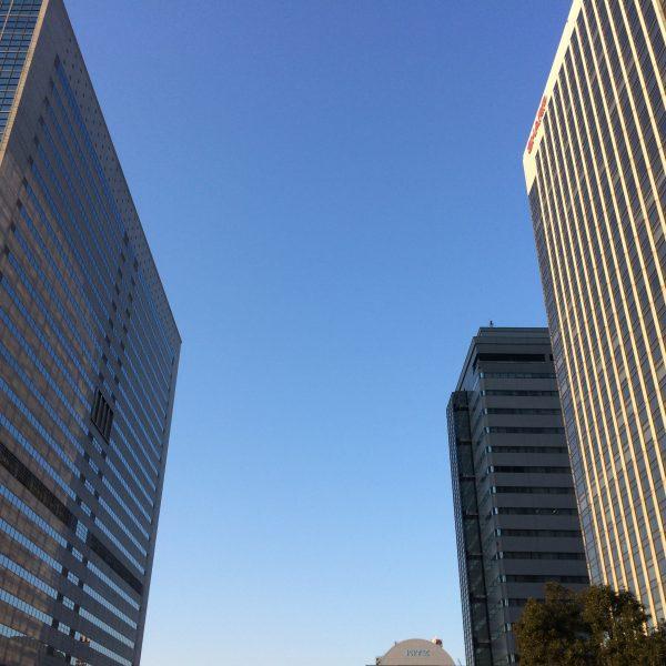 幕張新都心・海浜幕張の高層ビル街2の写真