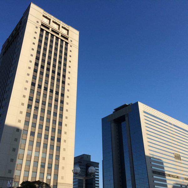 幕張新都心・海浜幕張の高層ビル街17の写真