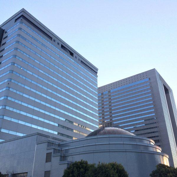 幕張新都心・海浜幕張の高層ビル街3の写真