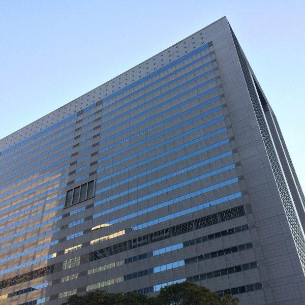 幕張新都心・海浜幕張の高層ビル街4の写真