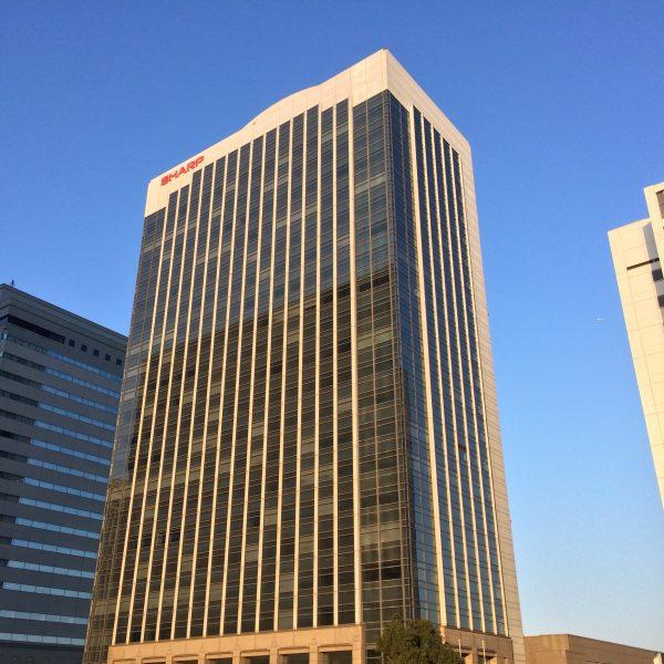 幕張新都心・海浜幕張の高層ビル1の写真