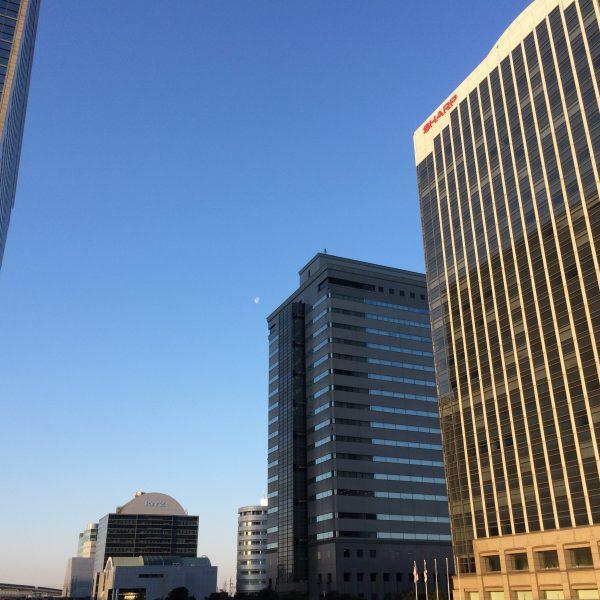 幕張新都心・海浜幕張の高層ビル街7の写真