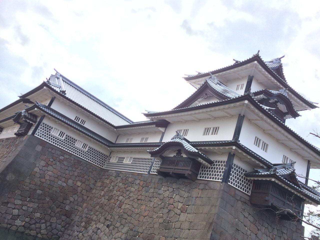 金沢城2の写真