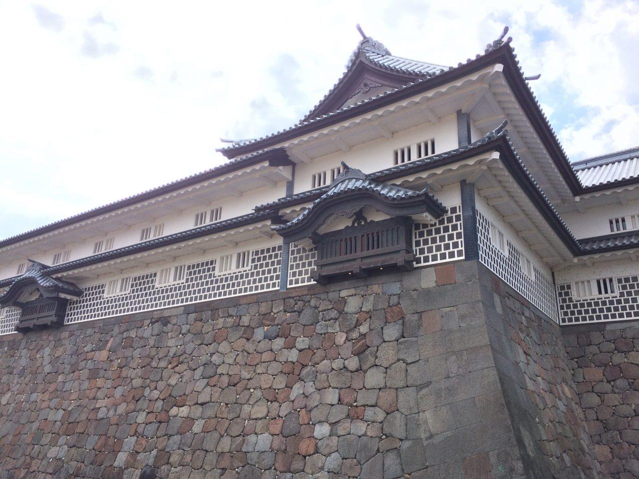 金沢城3の写真