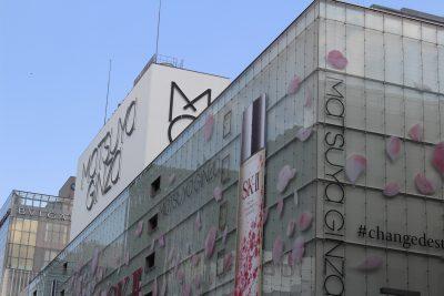松屋銀座の写真