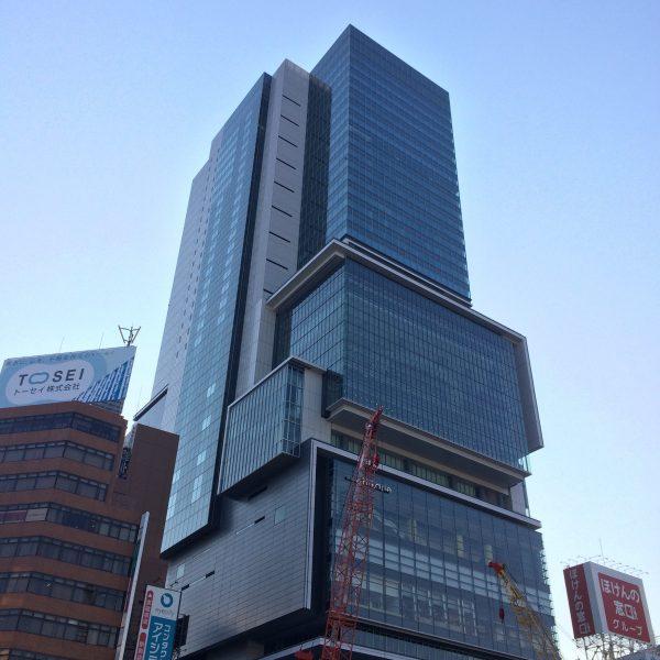 渋谷ヒカリエ1の写真