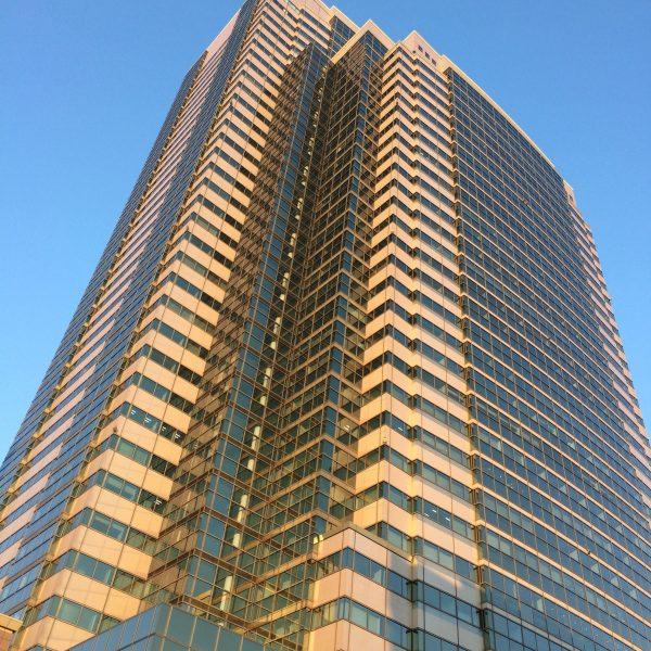 恵比寿ガーデンプレイスタワーの写真