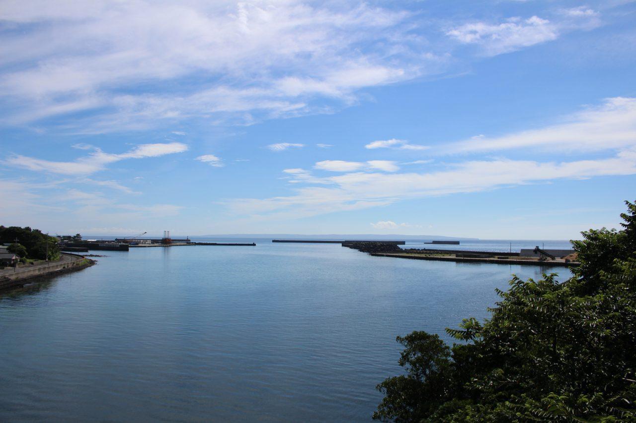 安房港3の写真