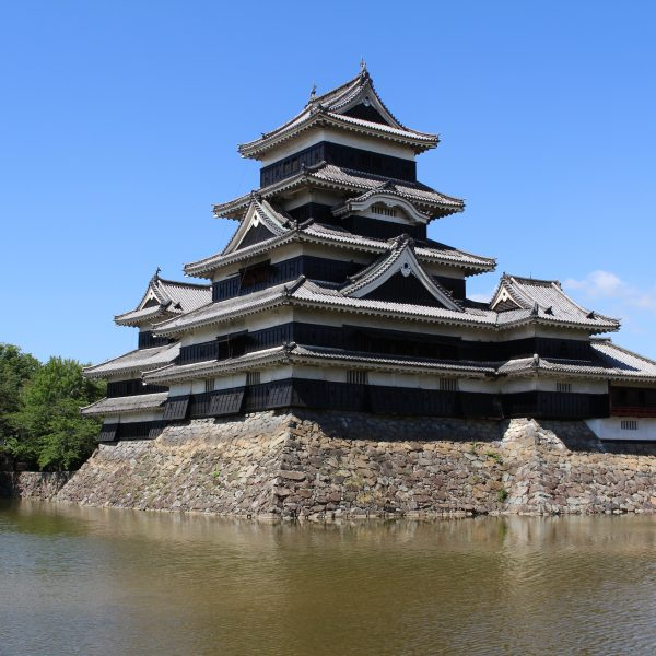 松本城天守閣10の写真