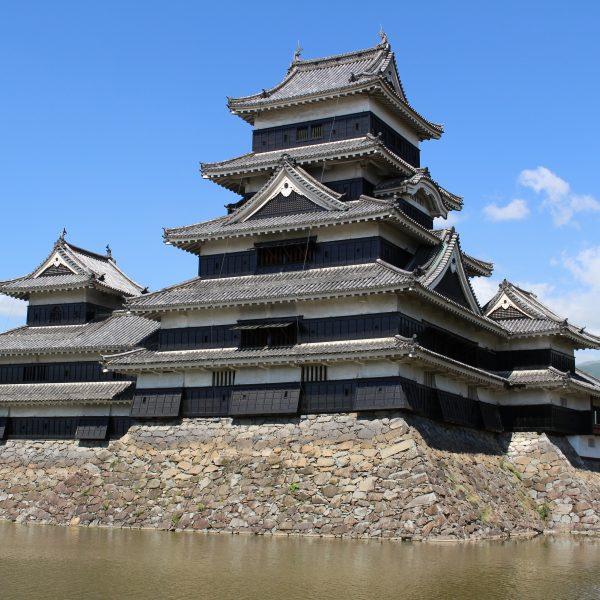 松本城天守閣6の写真