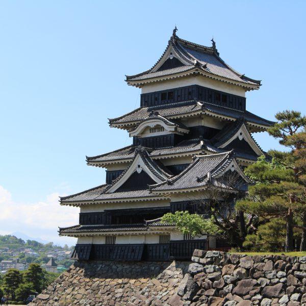 松本城天守閣1の写真
