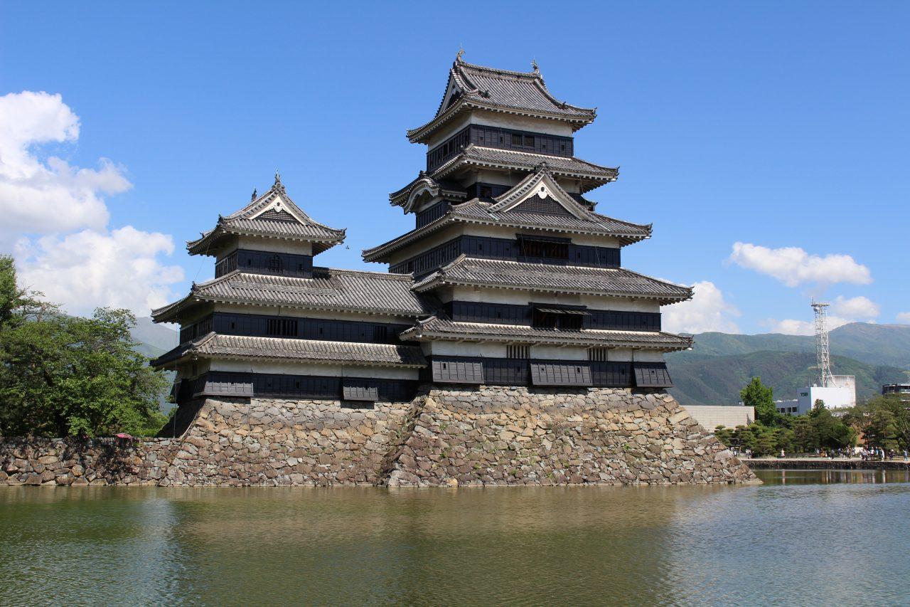 松本城天守閣5の写真