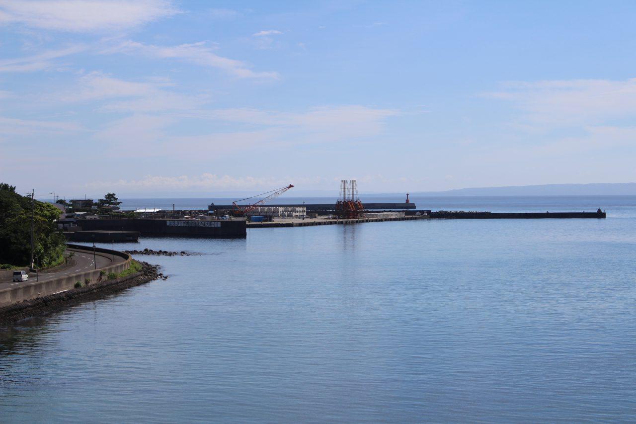 安房港2の写真