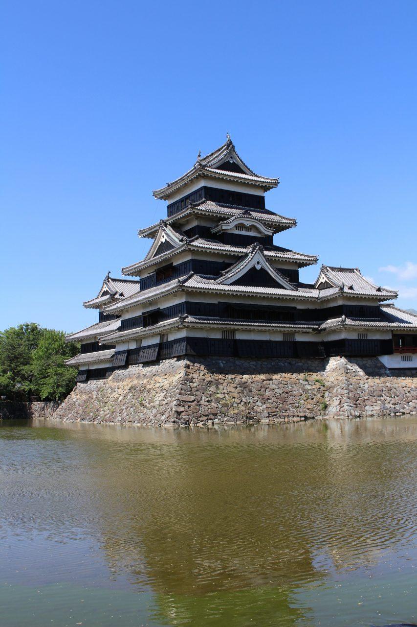 松本城天守閣8の写真