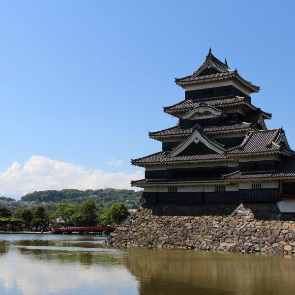 松本城天守閣2の写真