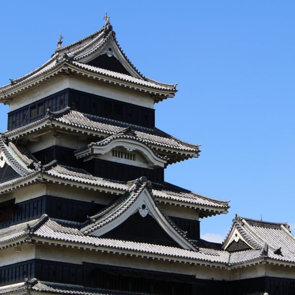 松本城天守閣9の写真
